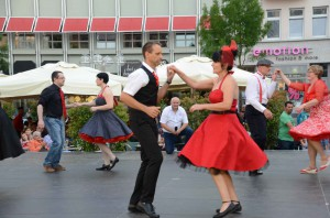 Boogie Woogie tanzen Samstags