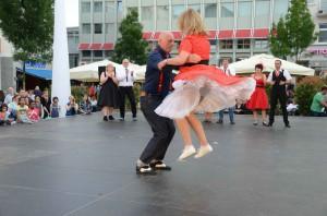 Boogie Woogie tanzen Sonntags